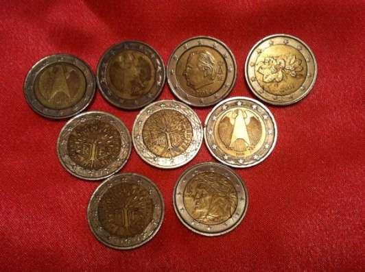Финляндия 2 евро в Москве Фото 1