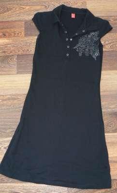 Платье темно-син. Твоё р.40-42 Баулы одежды и обуви отдам