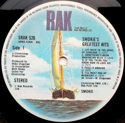 Smokie - Greatest Hits