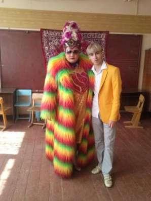 Шоу двойников двойник Сердючки участник минуты славы живой звук. в Москве Фото 5