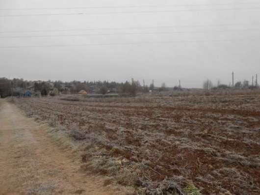 Продается земельный участок 15 соток в д.Тропарево, Можайский район, 110 км от МКАД по Минскому шоссе.
