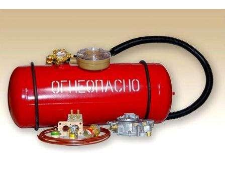 Установка газобаллонного оборудования (ГБО) на любые автомобили!