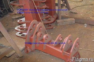 Капитальный ремонт экскаваторной техники на базе тракторов мтз 82.1 в Саранске Фото 1