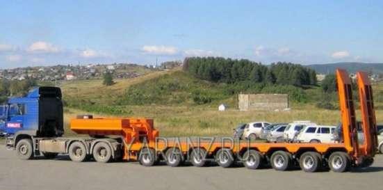 22. Трал раздвижной низкорамный 95-тонный 17 метров
