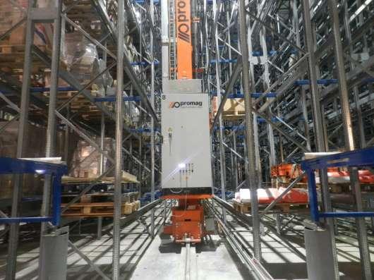 Автоматизированный складской комплекс в Калининграде Фото 4