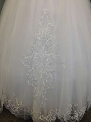 Роскошное новое платье-мечта