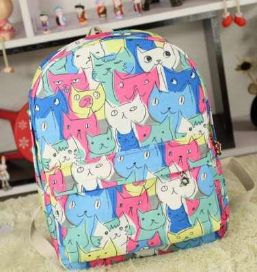 Рюкзак котята