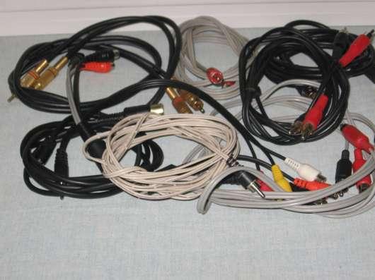 Набор проводов для Аудио и видео техники