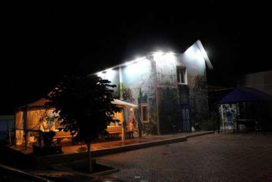 Коттеджный комплекс к Баклану