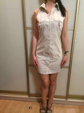 Продам платье сафари