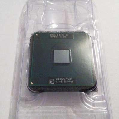 Продам процессор Intel Core 2 Duo P8600 2.4GHz 3Mb 1066GHz в г. Кривой Рог Фото 2