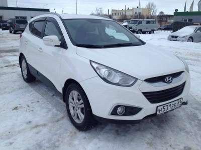 автомобиль Hyundai ix35, цена 873 000 руб.,в Белгороде Фото 6