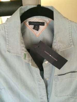 Рубашку новую с этикеткой TOMMY HILFIGER в Иркутске Фото 2