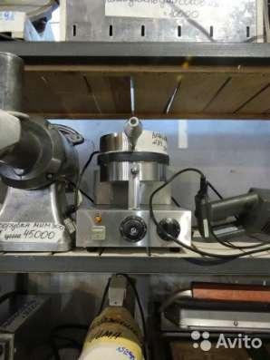 торговое оборудование Вафельница N313