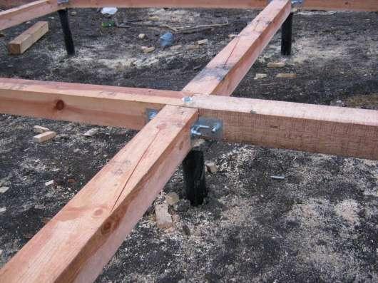 Строительство надежного и прочного фундамента