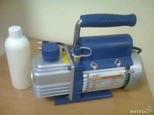 Вакуумный насос VALUE VE-180 (1ст 226л/мин)