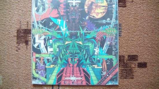 "Пластинка Front ""Mortal Surgery"" 1992"
