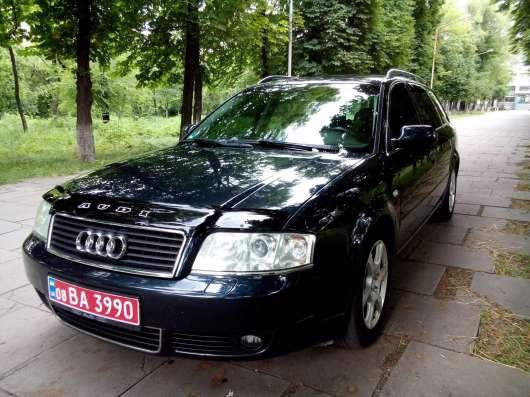 Продам авто ауди а-6 универсал 2.5 дизель