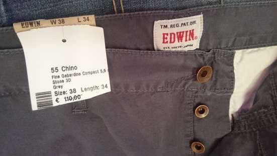 Брюки EDWIN 55 CHINO W38 новые