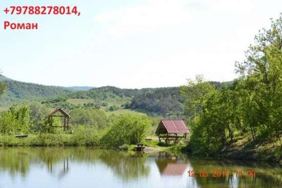 Крым, аренда недвижимости на берегу горного озера