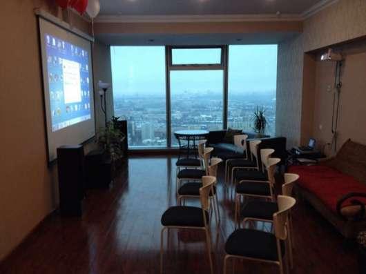 Проведение конференций в Москва-Сити
