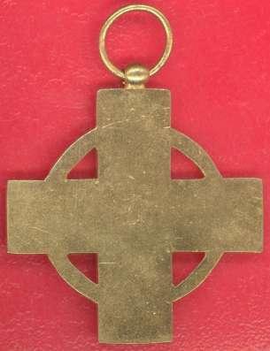 Германия Почетный крест пожарных I класса