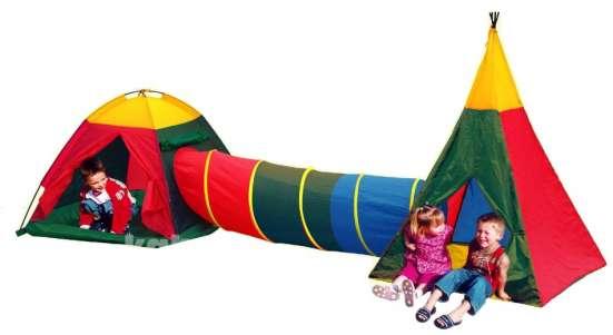 Детская палатка