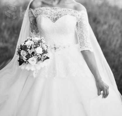 Свадебное платье в г. Орша Фото 1