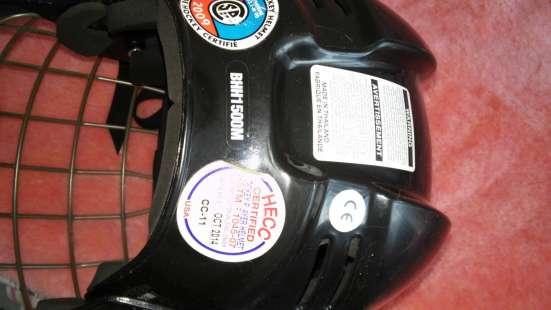 Шлем хокеиста в Зеленограде Фото 1