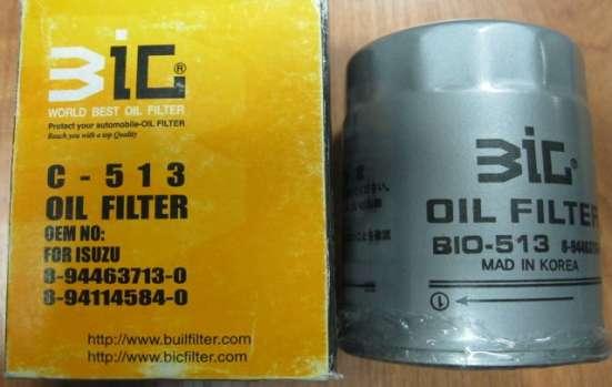 Фильтр масляный C-513 BIG