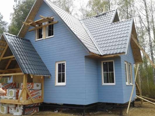 Строительство домов, внутренняя отделка, фундамент