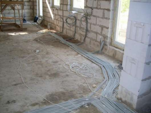 Строительно-монтажные и отделочные работы домов в г. Пушкино Фото 2