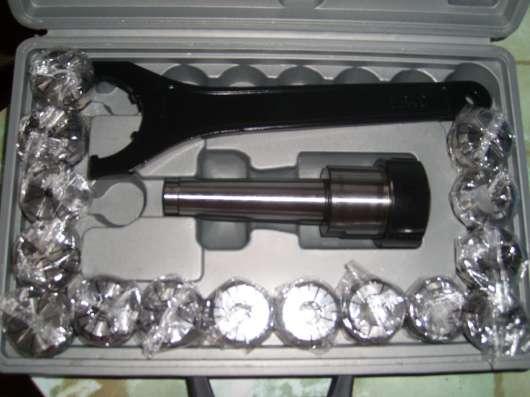 Новый цанговый набор с патроном и ключом в Курске Фото 4