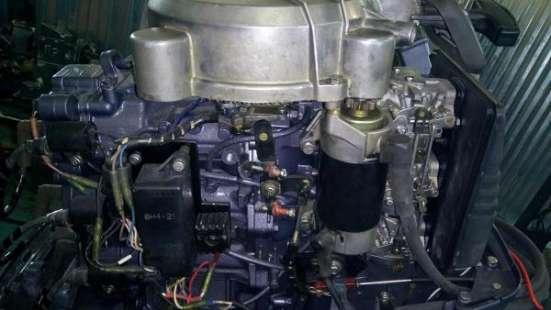 лодочный мотор YAMAHA 40, из Японии, короткая нога S