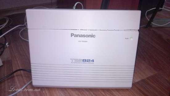 KX-TES824UA - офисная аналоговая АТС Panasonic