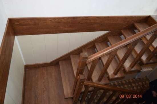 Деревянные лестницы на заказ Павловский Посад в Орехово-Зуево Фото 2