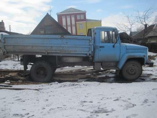 Грузовик ГАЗ 3107