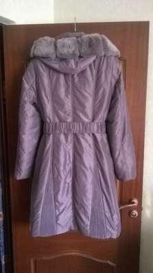Зимнее пальто 50-52 размера женское