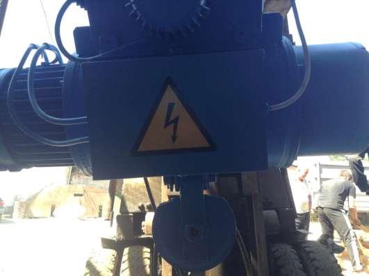 Тельфер электрический г/п-2,Н-6м Болгария
