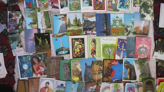 Календарики СССР разные темы в Саратове Фото 3