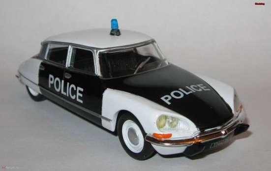 Полицейские машины мира №27 CITROEN ID полиция франции в Липецке Фото 5