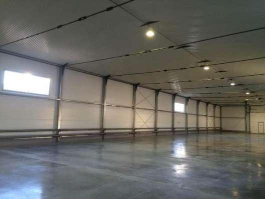 Площадь в аренду под склад или произв-во 945 м2