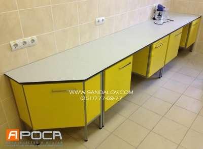 Лабораторная мебель, шкафы вытяжные в Челябинске Фото 1