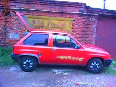 подержанный автомобиль Opel Korsa