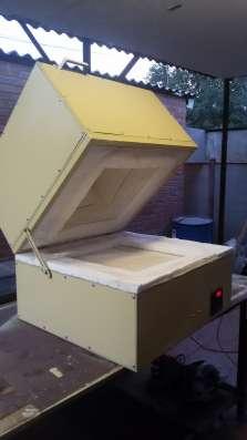 Печь фьюзинга стекла HL-95