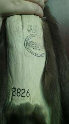 Мех натуральный СОБОЛЬ, шкурки, заводская выделка, 7 штук. в Москве Фото 1