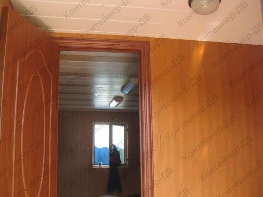 Изготовим из контейнеров жилые помещения