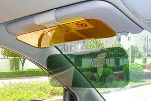 Солнцезащитный антибликовый козырёк! Нужный автоакссесуар! в Москве Фото 1
