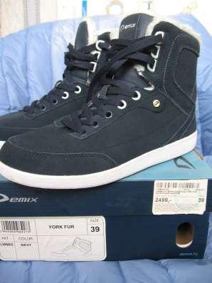 Продажа зимней обуви