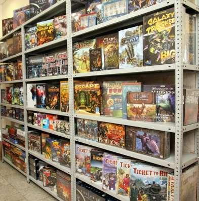 Клуб-магазин настольных игр
